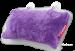 Polštář do vany fialový