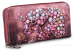 Dámská peněženka s motivem slona starorůžová
