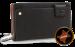 Pánská luxusní peněženka 2v1 černá