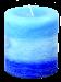 Parfémová svíčka Fresh ocean
