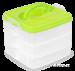 Univerzální trojbox zelený