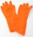 ochranné gumové rukavice