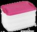 Trojobal růžový
