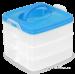 Univerzální trojbox modrý